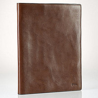 Polo Ralph Lauren Leather Media Case - Brown