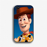 Woody Toy Story iphone case, iphone 4 case,iphone 4s case,iphone 5 case,hard case cover,Mobile phone cover,Personalized case