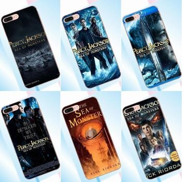 Tpwxnx Percy Jackson Sea Of Monsters Soft Cases Fundas For LG G2 G3 mini spirit G4 G5 G6 K4 K7 K8 K10 2017 V10 V20 V30