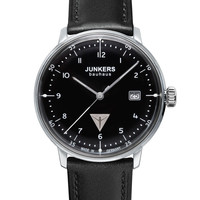 Junkers Bauhaus 6046-2 Watch Black