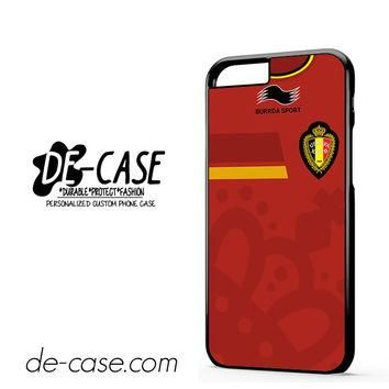 Belgium Soccer Jersey DEAL-1724 Apple Phonecase Cover For Iphone 6 / 6S