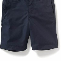 Flat-Front Twill Shorts for Toddler Boys | Old Navy