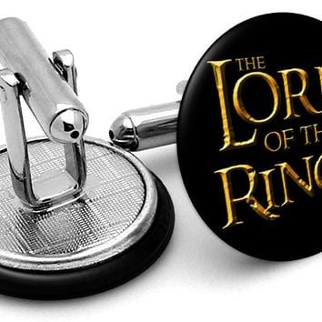 Lord Of The Rings Cufflinks