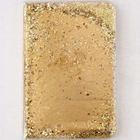 Skinnydip Squishy Glitter Journal | Urban Outfitters