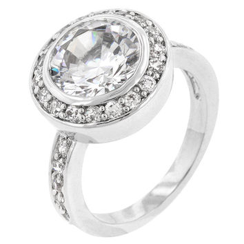 Gatsby Engagement Ring
