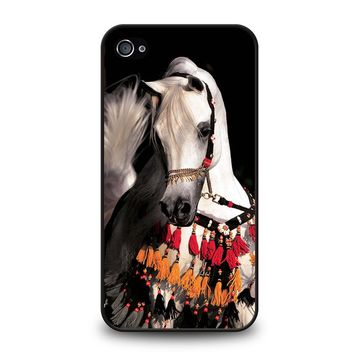 ARABIAN HORSE ART iPhone 4 / 4S Case