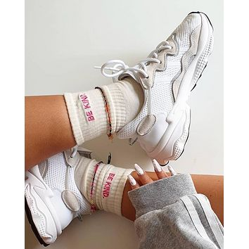 adidas Netted leisure sports shoes