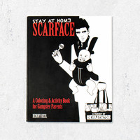 Stay At Home Scarface Activity Book | FIREBOX\u00ae