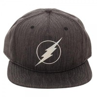 Flash Iridescent Weld Woven Fabric Snapback Hat