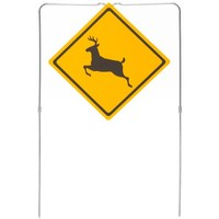 Do-All Outdoors Impact Seal Deer Crossing Spinning Target