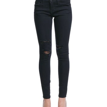 Your Favorite Black Denim Skinny Jeans