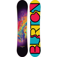 Feelgood Flying V Snowboard - Burton Snowboards