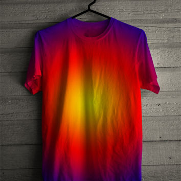 Tie Dye Grunge Tribal T-Shirt New Collection