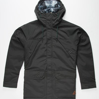 Billabong Torfino Mens Jacket Black  In Sizes
