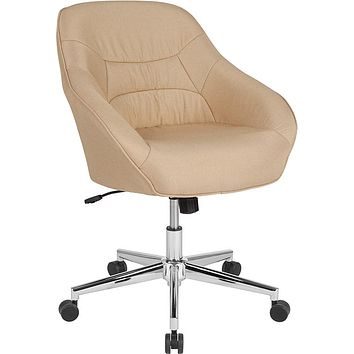 Marseille Home and Office Upholstered Mid-Back Chair