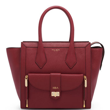 Rivington Convertible Tote Bag - Satin-Lined | Henri Bendel