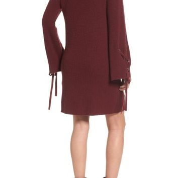 BP. Tie Sleeve Sweater Dress | Nordstrom