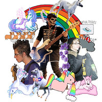 mikey way n teh unircorns