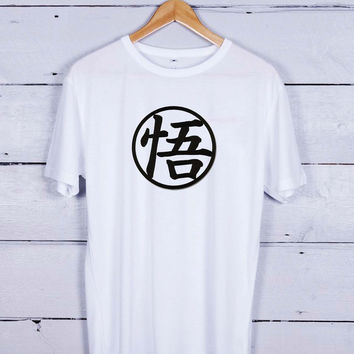 Dragonball Goku Symbol Tshirt T-shirt Tees Tee Men Women Unisex Adults
