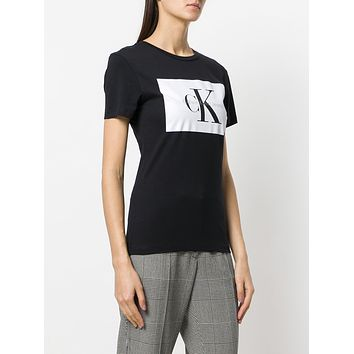 Calvin Klein Women Cotton T-shirt