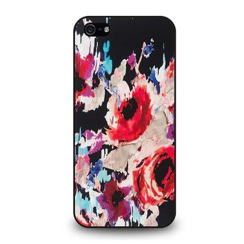 KATE SPADE HAZY FLORAL iPhone 5 / 5S / SE Case Cover