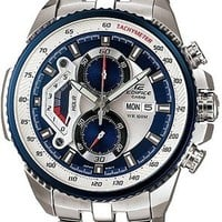 Casio Edifice Analog Watch  - For Men (Silver)