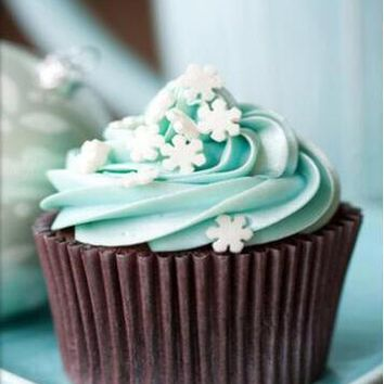 5D Diamond Painting Green Frosted Cup Cake Kit