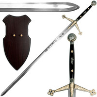 Whetstone  Colossal Royal Claymore Mathews Sword - 56.5 In.