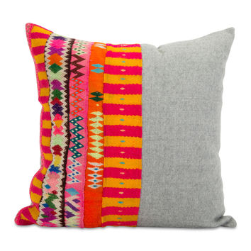 Cusco Pillow I