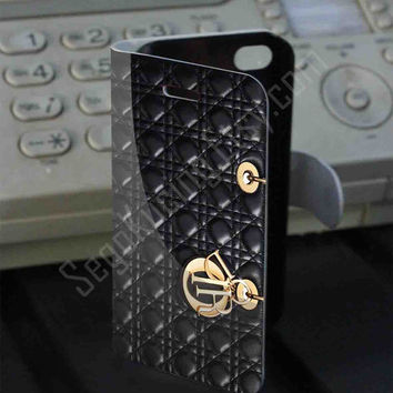 Miss Dior Leather Folio Case for iPhone and Samsung Galaxy
