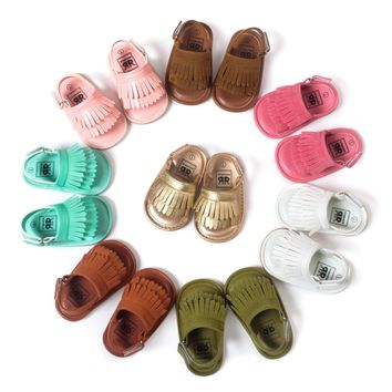 Baby Shoes Summer Soft Bottom