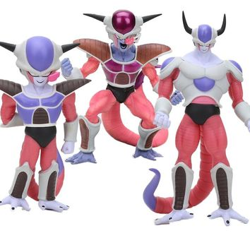 DBZ Dragon Anime Toy Dragon Ball Z Figures Kai Super Saiyan Freeza Dragonball Frieza DX pvc figure Collectible Model Toys