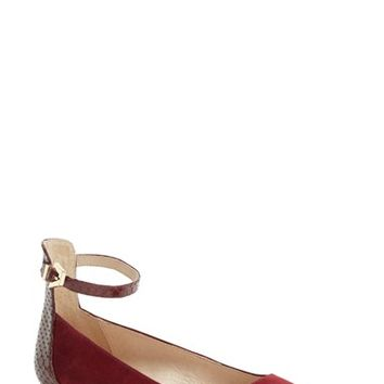 Women's Louise et Cie 'Barry' Ankle Strap Flat ,