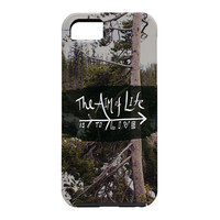 Leah Flores Aim Of Life X Wyoming Cell Phone Case