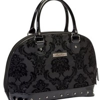 Madame Midnight Black Handbag