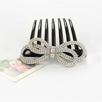 Silver Rhinestone Hairpin,Cheap in Wendybox.com