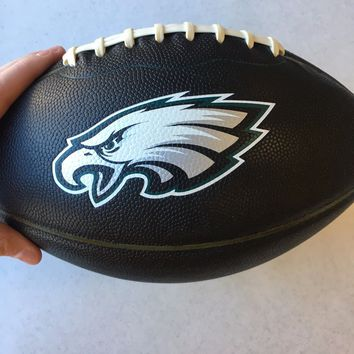 PHILADELPHIA EAGLES TEAM COLOR OFFICIALLY LICENSED FOOTBALL SHIPPING