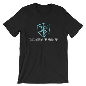 Think Outside the Hypercube Premium T-Shirt