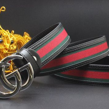 Gucci Belt Men Women Fashion Belts 504151