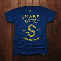 The Original Snake Bite Brand Tee *Updated for 2017*