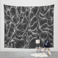 Inversion Wall Tapestry by DuckyB (Brandi)