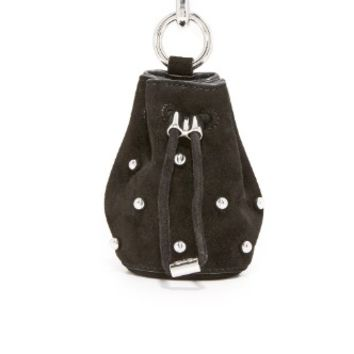Mini Roxy Drawstring Keychain