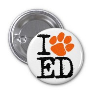 ED PINBACK BUTTON from Zazzle.com