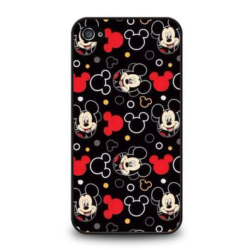 BEAUTIFUL MICKEY MOUSE iPhone 4 / 4S Case