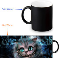 Cheshire Cat Water Coffee Mug