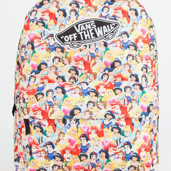 Vans Disney Princess Backpack Multi One Size For Women 26873395701