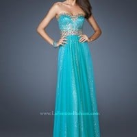 La Femme 19021 at Prom Dress Shop