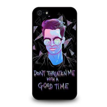 PANIC AT THE DISCO BRENDON URIE iPhone 5 / 5S / SE Case