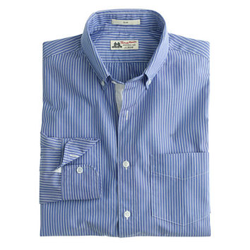Slim Thomas Mason For J.Crew Shirt In Fresh Pond Stripe