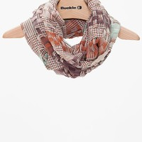Lulu Plaid Scarf